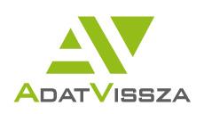 Adatvissza logo