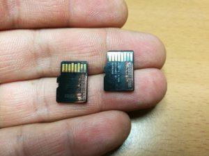 2x15 soros microSD típus